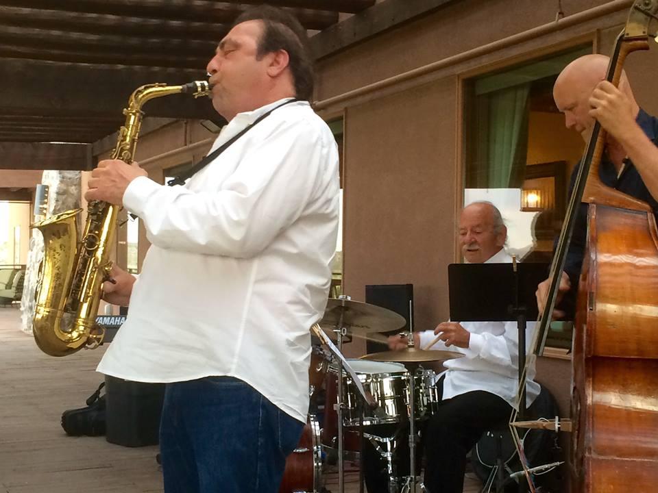 Greg Abate / Pete Amahl Trio